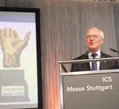 handling award Dr. Kurt Schmalz Ehrenrede