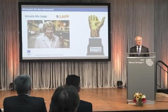 handling award Ehrenpreis