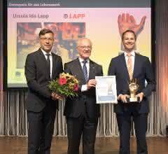 handling award Ehrenpreis Lapp