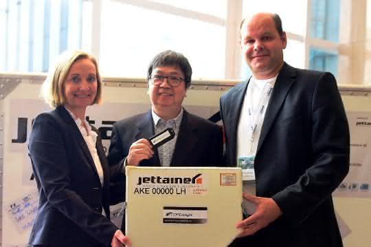 Bluetooth-Tracking: Jettainer und CORE Transport Technologies arbeiten zusammen