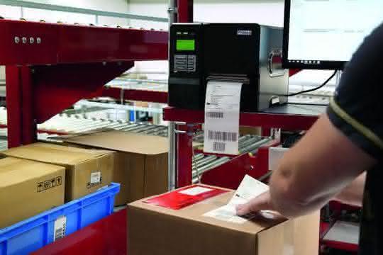 Einstiegslösung für den Produktversand