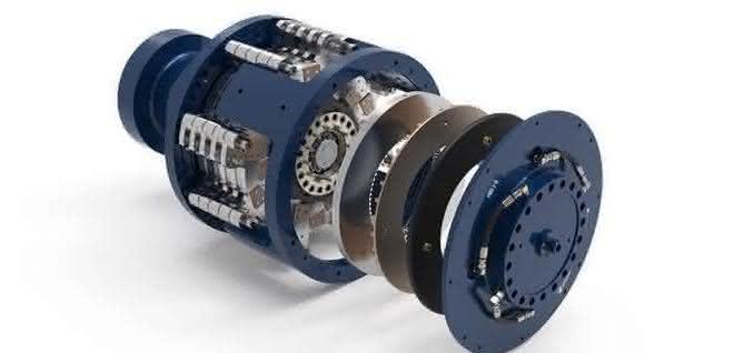 Komponenten für Schiffsantriebe