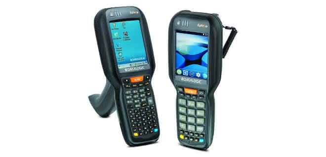Mobilcomputer für die Industrie