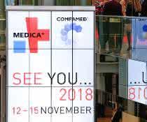 Forum für die Gesundheitswirtschaft: Medica – die internationale Messe rund um Medizin