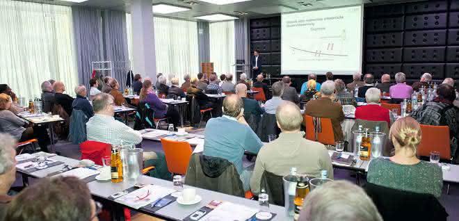 Symposium über Glasfaserbewehrung
