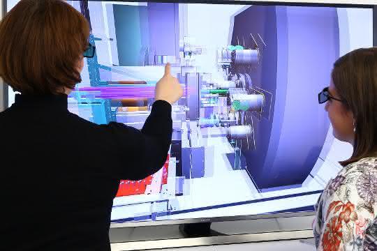 Simulation reduziert Produktionszeit