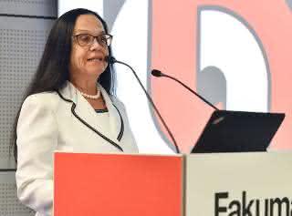 Bettina Schall, Geschäftsführerin des Messeveranstalters Schall
