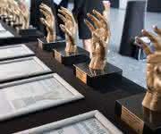 Bildergalerie: handling award 2018: Taschen, Wabenlager und Kabeltrommel