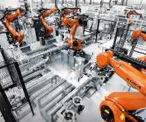 KUKA_Roboteranlage