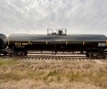 Tankwaggon von UTLX