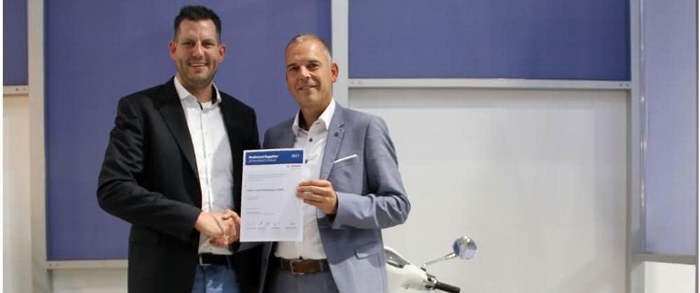 Markus Langer (li.) und Steffen Vogl