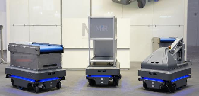 Transportroboter