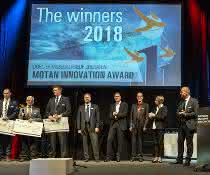 Verleihung des mia-Awards 2018