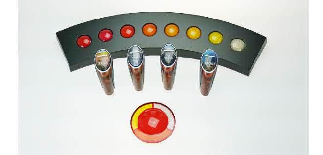 Vollfarb-Multimaterial-3D-Drucker Stratasys J750