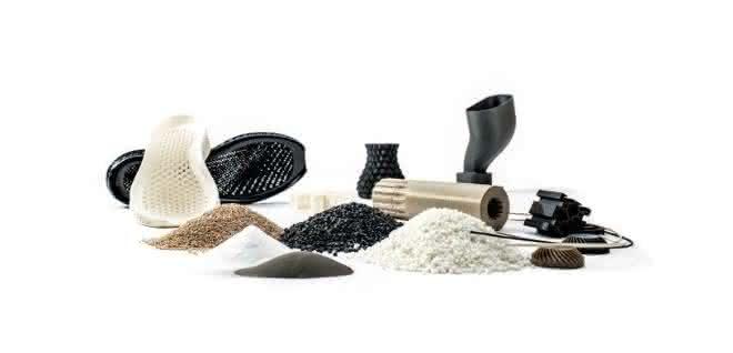 Luvosint- und Luvocom 3F-3D-Druckmaterialien