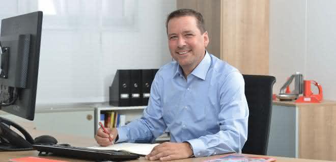 Axel Bartsch, Geschäftsführer Magna-C
