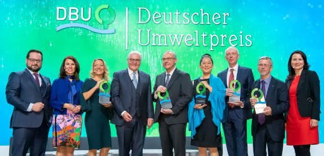 Deutsche Bundesstiftung Umwelt: Deutscher Umweltpreis für Meeres- und Wasserforscher