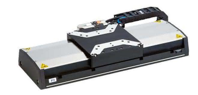 Neue Lineartisch-Serie mit magnetischem Direktantrieb