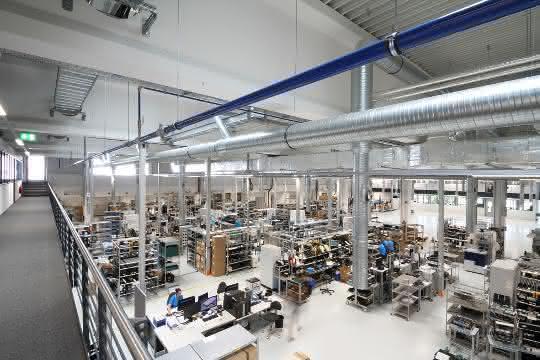 Endress+Hauser weiht neues Produktionsgebäude ein