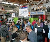 Messestand der Fakuma
