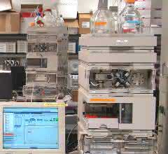 HPLC-Anlage aus dem Jahr 2007