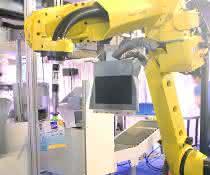 Roboter Piece Pick