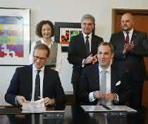 Siemens: 600 Millionen Euro für Berlin