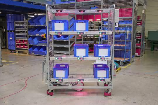Topsystem Lydia Picking Trolley