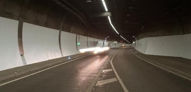 Neue Tunnelbeschichtung von Sika Deutschland