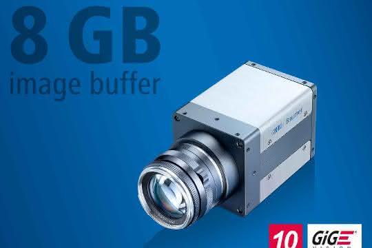 Baumer 10 GigE Kamera