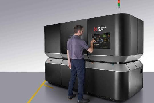 3D-Druck mit Nanopartikeln