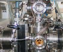 Infrarot-Messzelle (Ultrahochvakuum bis Atmosphärendruck).