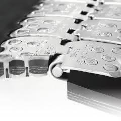 Mechanische Verbinder von Typ Rivet Hinged