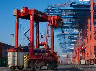 Führungswechsel am Eurogate Container Terminal Hamburg