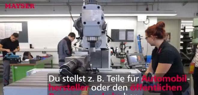 Video - Verfahrensmechaniker/in für Kunststoff- und Kautschuktechnik