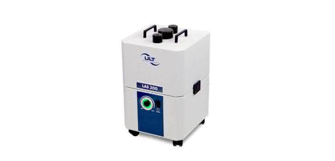 Luft- und Gasreinhaltung beim 3D-Druck