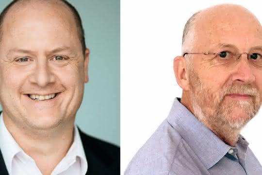 Martin Schrüfer und Meinolf Droege