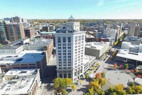 McKay Tower in Grand Rapids, Michigan