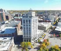 McKay Tower in Grand Rapids, Michigan