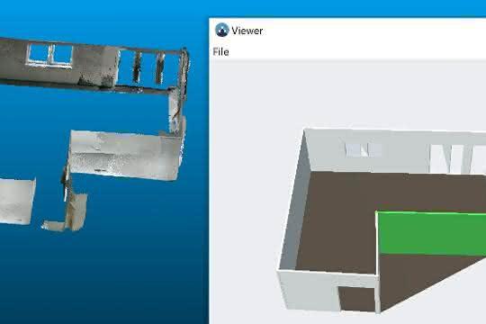 Forschungsvorhaben MOBILO: Digitaler Zwilling von Gebäuden