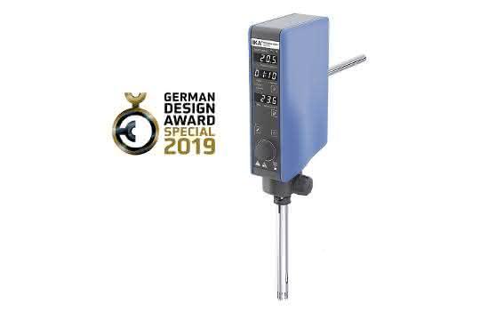 German Design Award 2019 für Hochleistungsdispergierer von IKA