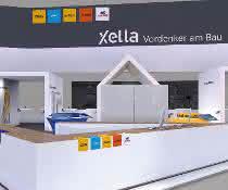 Xella zeigt auf der BAU 2019 Produktewelt für Boden, Wand, Decke und Dach