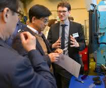 International Injection Moulding Conference im Spritzgießtechnikum des IKV