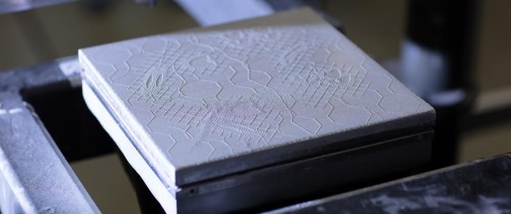Metallplattform von Stratasys