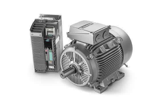 Simotics Synchronreluktanz-Motoren