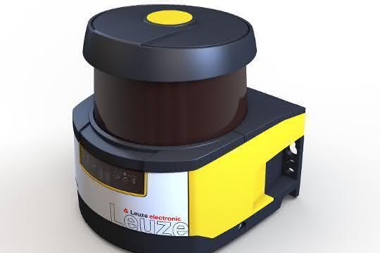 Neue Maßstäbe mit dem Sicherheits-Laserscanner: Zuverlässig navigieren