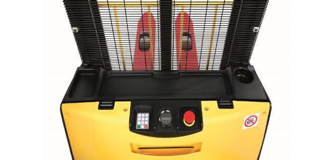 Kompakte Gabelhochubwagen: Noch schneller arbeiten