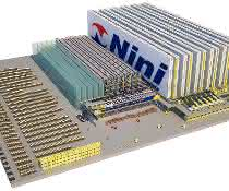 Das neue Ricardo Nini S.A. Distributionszentrum