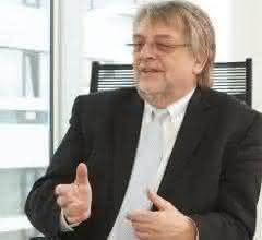 Prof. Dr. Horst Domdey, Geschäftsführer BioM.