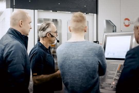 Kompetenzzentrum Automation bei Perschmann
